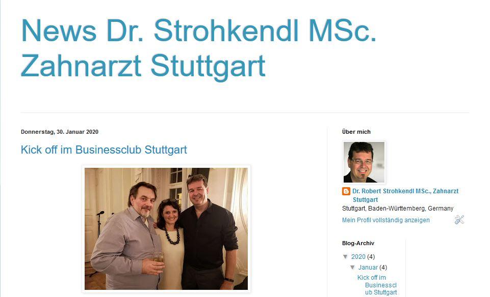 Blog Dr. Strohkendl Zahnarzt Stuttgart Vaihingen Möhringen 70565